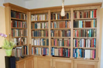 Bespoke Fitted Wooden Storage
